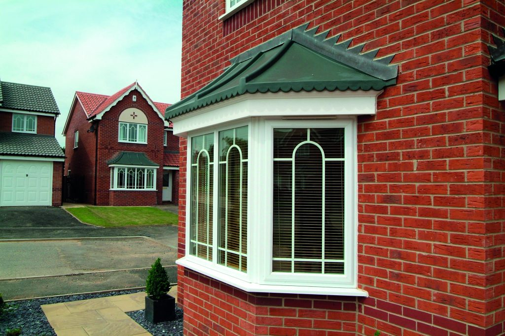 Bow bay windows upvc window designs replacement windows for Window design uk