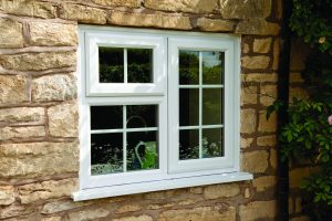 Georgian uPVC Casement Window