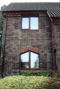 Rosewood Windows in uPVC From First Home