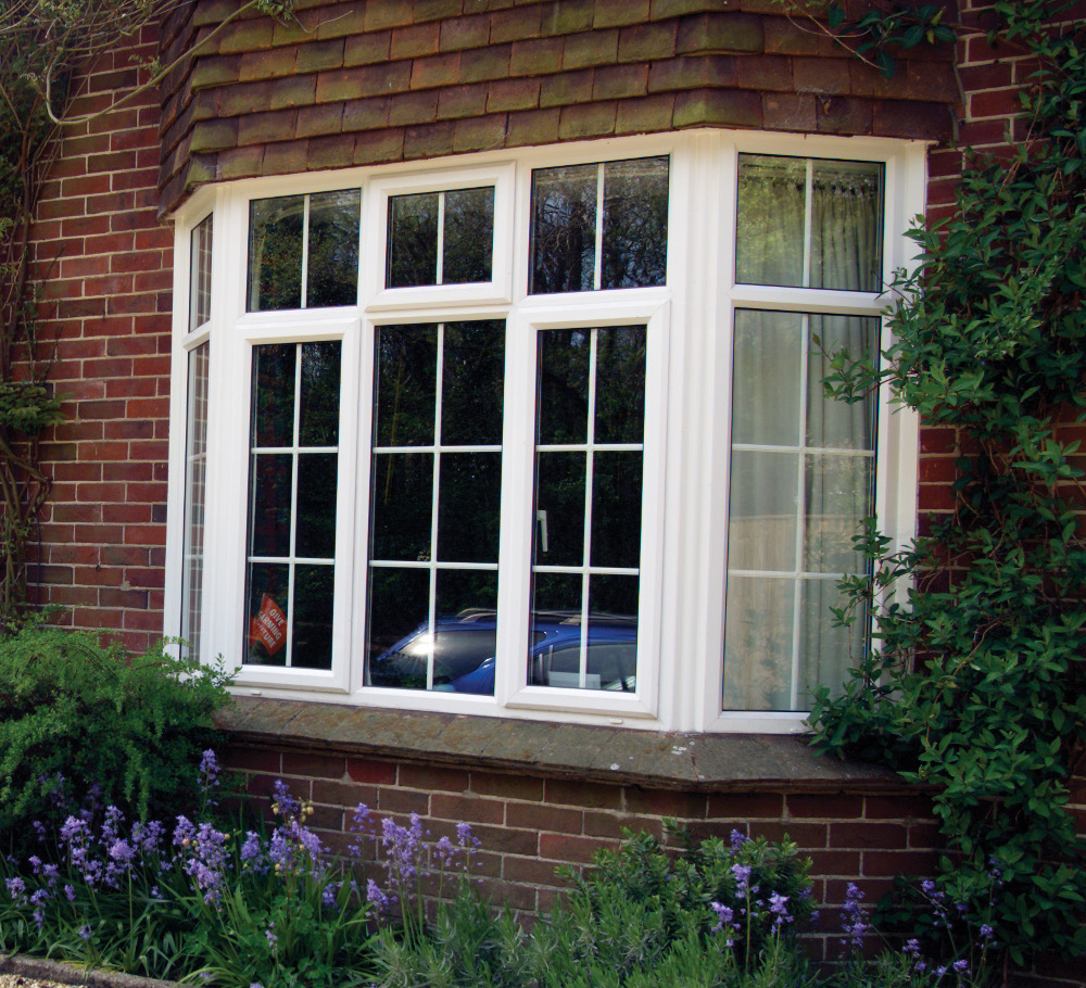 Replacement Bow Amp Bay Windows Choice Of Upvc Pvcu Designs