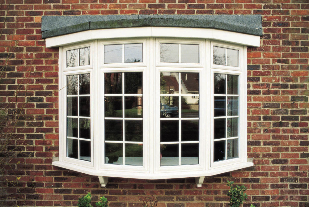 Bow and bay windows upvc window designs for New window company