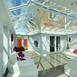 uPVC conservatories and orangeries