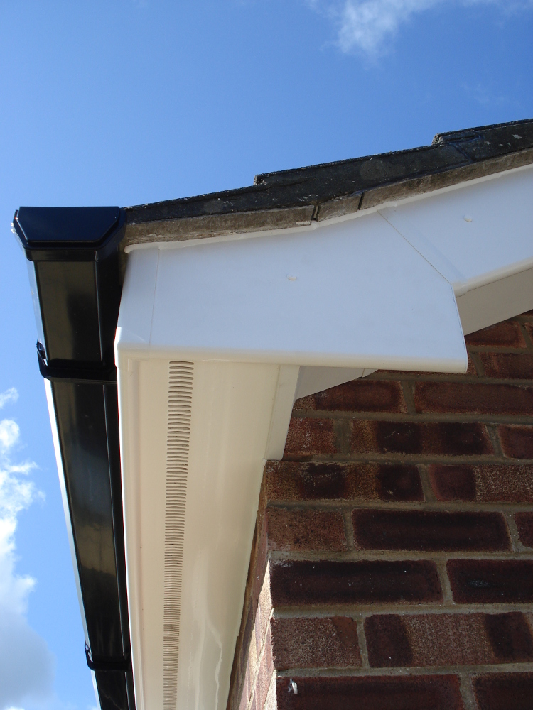 Roofline Gutters Downpipes Bargeboards Fascias Amp Soffits